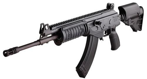 "IWI Galil ACE Rifle Side Folding Buttstock 7.62 NATO/308 Win, 16"" Barrel, Adjustable Sights, 20rd Mag"