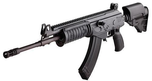 "IWI Galil ACE Rifle Side Folding Buttstock 7.62 NATO/308 Win, 16"" Barrel, Adjustable Sights, 20rd Mag"