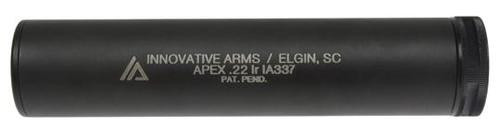 Innovative Arms Apex 22LR Suppressor