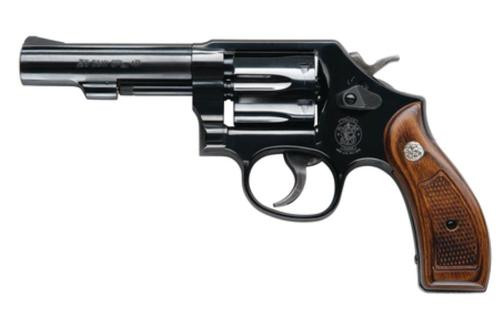"Smith & Wesson 10 Classic 38 Special +P, 4"" Barrel"