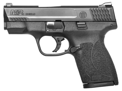 "Smith & Wesson M&P Shield 45 ACP 3.3"" Barrel No Thumb Safety Night Sights 7rd Mag"