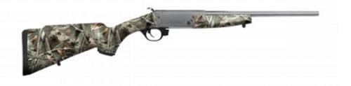 "Traditions Crackshot Single Shot Rifle, 22LR, 16.5"", Cerakote Reaper Buck Camo"
