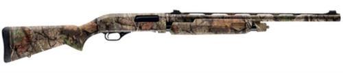 "Winchester SXP Turkey Hunter 12 Ga, 3.5"" Chamber, 24"" Barrel, Fiber Optic Adj. Sights, Mossy Oak Break-Up Country Camouflage Finish Fiverd"