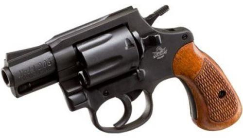 "Armscor Model 206 38 Revolver, 2"", Blue Finish"