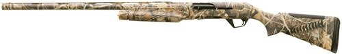 Benelli Super Black Eagle II Left Hand 12 Ga,a 28 MAX-4 HD Camo ComforTech Stock