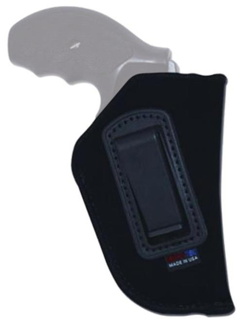 GrovTec US, Inc. Grovtec Us Inc Gt Inside-The-Pant Holster Size 12 For Glock 26/27/33 Sub-Compact 9Mm And .40 Caliber Black Right Hand