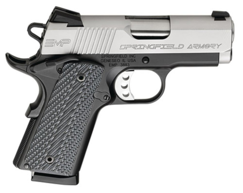 Springfield EMP 9MM 3IN G10 Handles