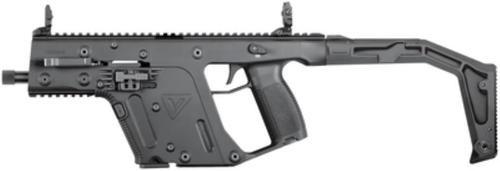 "Kriss Vector SBR Gen II 9mm 5.5"" Threaded Barrel Defiance M4 Stock with Adaptor Black 17rd All NFA Rules Apply"
