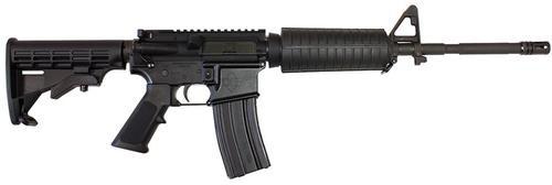 Diamondback AR-15 SA 300 AAC Blackout 4Pos Stock Black