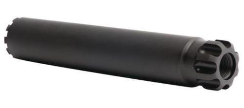 Spectre 22 Rimfire Silencer .22Lr/.22Wmr/.17Hmr/5.7mm Black Oxide Finish - All Nfa Rules Apply