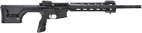 DPMS Panther Mini SASS 5.56/.223 18 Barrel Black Flash Hider Bipod 30 Rd Mag