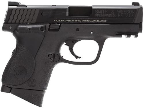 """Smith & Wesson M&P Compact, Crimson Trace Laser Grips, 3.5"""", 10 Rnd Mag"""