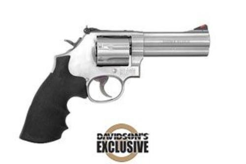 "Smith & Wesson 686 Plus .357 Mag, Super Tuned Combat Magnum, 4"", 7rd"