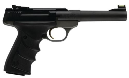 "Browning Buck Mark 22LR 5.5"" Barrel, Practical URX, Fiber Optic Sight, 10 Round Mag"