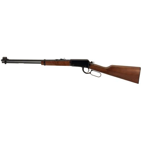 "Henry Lever 22 Magnum Lever 19.25"" Barrel, American Walnut Stock"