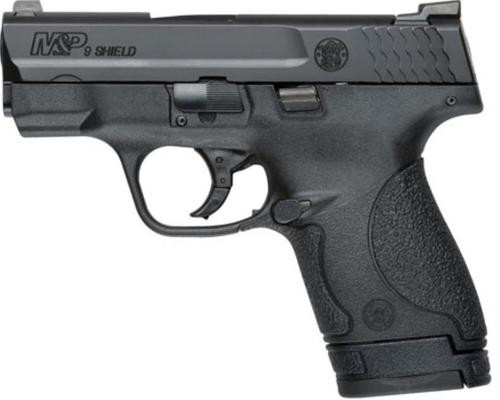 """Smith & Wesson M&P9 Shield 9mm, 3.1"""",, , Night Sights,  8 rd"""