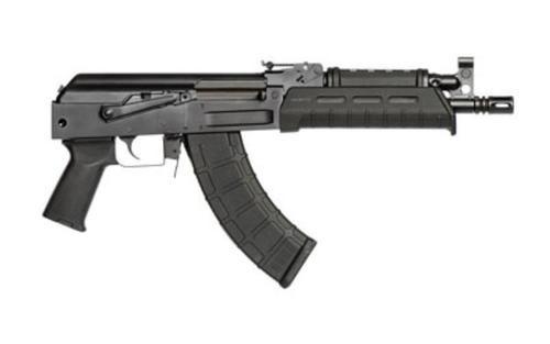 """Century C39v2 Pistol (Milled), 7.62x39 10.6"""" Barrel- 30rd Magpul Mag"""