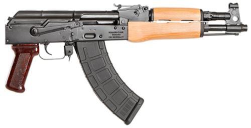 """F.A. Cugir Draco AK-47 Pistol, 12.25"""" Barrel, AKM Sights, 30rd Mag"""