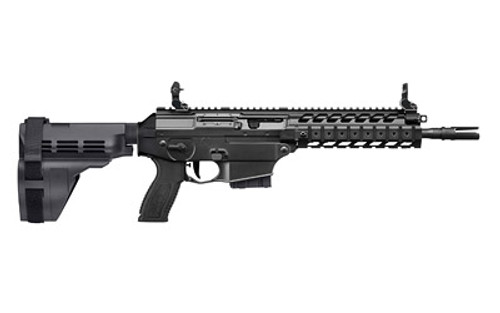 Sig 556xi Pistol 5.56/223 10 Barrel Aluminum Handguard Flip Sights 30 Rd Mag