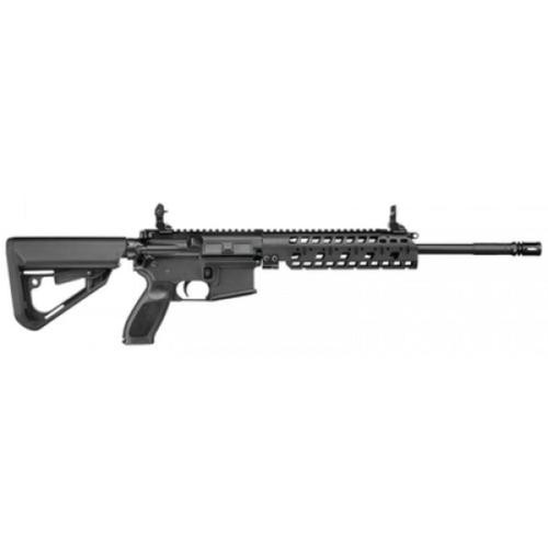 Sig516g2 5.56 Nato Rifle 16In Patrol Black Semi Tele Stock AL HG (1) 10Rd MAG CO HI IL MD
