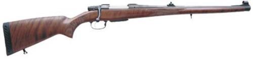 CZ 550FS 308 Winchester Bolt 20.5,  Walnut Mannlicher Stock Blued,  4 rd