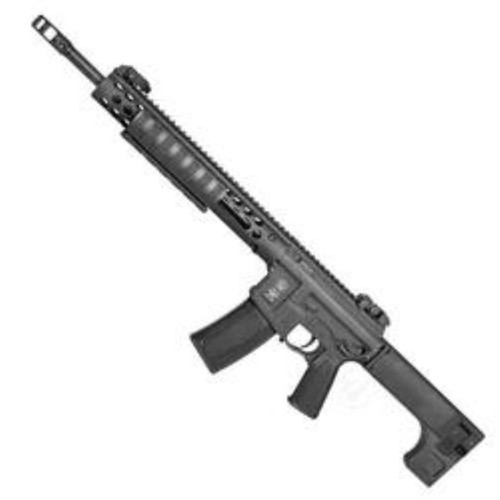 "Troy Industries Sporting AR Pump Action Rifle, .300 AAC Blackout, 16"", 10rd"
