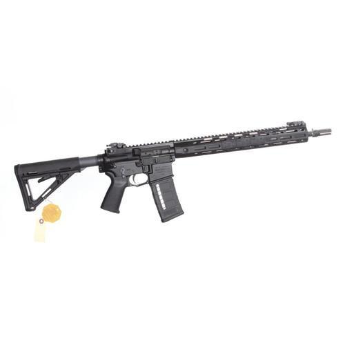 "Knights Armament SR-15 Mod2 M-LOK Rifle, 223/5.56mm, 16"" Hammer Forged Chrome Lined Barrel, Magpul MOE Stock, 30Rd Mag"