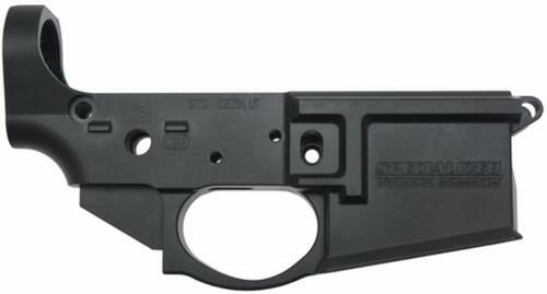 STS Specialized Tactical Systems SX3 Stripped Billet Lower Receiver AR15