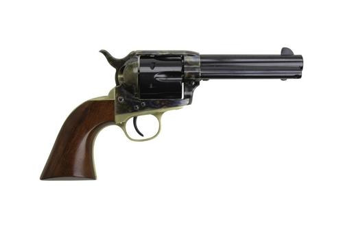 "Uberti 1873 Cattleman II New Model, .357 Mag, 4.75"", Brass"