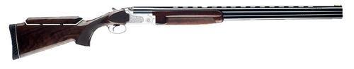 """Winchester Model 101 O/U 12 Ga 30"""" Barrel Turkish Walnut Stk Nickeled Aluminum Alloy Receiver Adj Comb"""