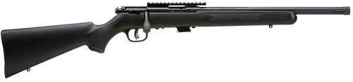 "Savage Mark II FV-SR 22LR 16.5"" Threaded Barrel, Sight Rail, Accutrigger, 5 Round"