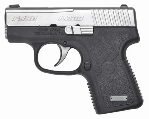 "Kahr Arms P380 .380ACP, 2.5"" Polymer/ Stainless Steel, California-Legal Model"
