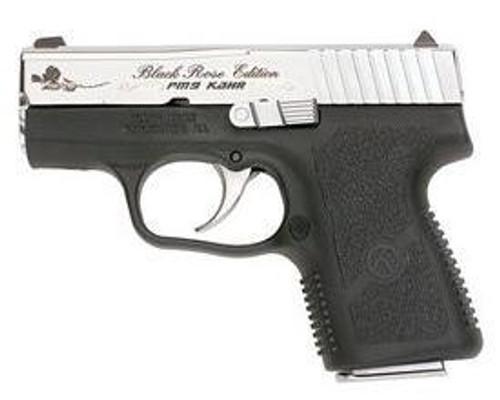 KAHR PM9 'Black Rose' Pistol, Polymer Frame, 9mm