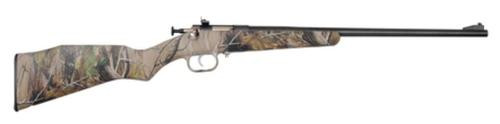 "Keystone Crickett Model 163 22LR, 16.125"" Barrel, Mossy Oak Break-Up Camo"