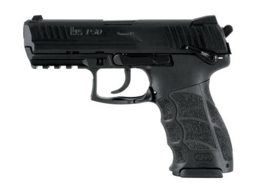 "HK P30S V3 MA Compliant DA/SA 9mm 3.85"" Barrel, 2 Mags 3-Dot Ambidextrou, 10rd"