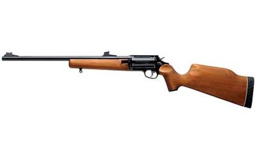 Rossi Circuit Judge .44 Magnum 18.5 Inch Barrel Blue Finish Wood Monte Carlo Stock 5 Round