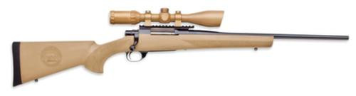 """Howa Ranchland Compact Rifle/Scope Package .204 Ruger 20"""" Blued Barrel Synthetic Sand Stock 5rds With 2.5-10x42mm Riflescope"""