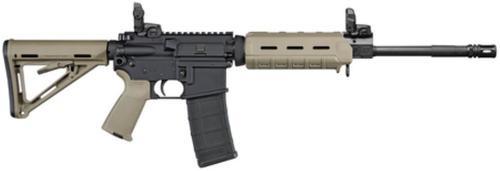 "Sig M400 Enhanced Patrol AR-15 5.56/223 16"" Barrel Flip-Up Sights MOE Flat Dark Earth 30rd Mag"