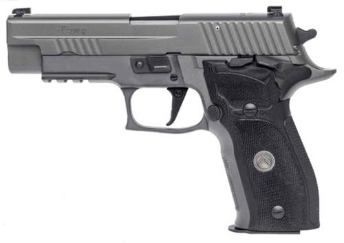 Sig P226 Legion SAO 9mm 4.4 Barrel PVD Finish 15 Rd Mag