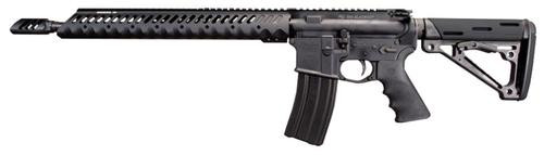 "Windham Weaponry Model 300 Blackout .300 AAC Blackout 16"" Medium Profile Barrel Diamondhead T Brake 6-Position Telescoping Buttstock Black 30rd"