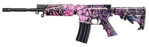 "Windham Weaponry A4 AR-15 223/5.56 Muddy Girl Camo 16"" Barrel 30rd Mag"