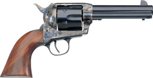 "Taylor's 1873 Cattleman Single .357 Mag, 4.75"", 6rd, Walnut/Blued"