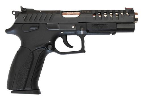 """Grand Power X-Caliber SA/DA 9mm 5"""" 15+1 Blk Poly Grip Blk"""