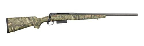 "Savage Model 220 Slug Gun 20 Ga, 22"" Blued Barrel, 3"" Chamber, Camo Stock, Accutrigger, 2rd Det. Box Mag"