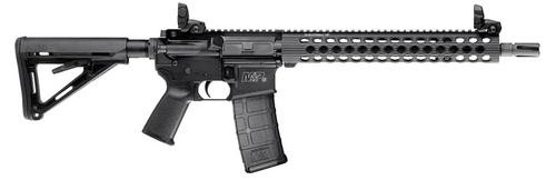 "Smith & Wesson M&P 15TS 223/5.56 16"" Barrel Troy MPX Extended Rail, 30 Rd Mag"