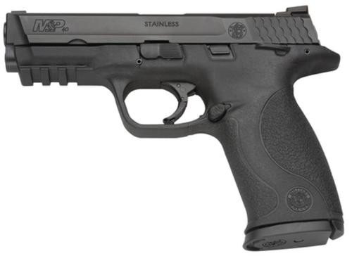 Smith & Wesson M&P40, Full Size, Thumb Safety, 15 Rnd Mags