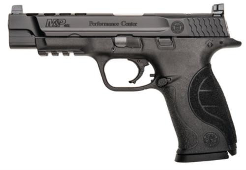 "Smith & Wesson M&P 40 Performance Center .40 SW 5"" Ported Barrel, 15 Rd Mag"