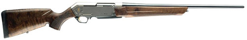 "Browning BAR LongTrac Oil Finish 300 WinMag 24"" 3+ 1 Walnut Stock Blue/N"