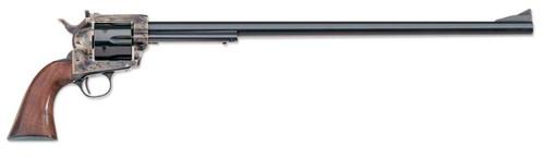 """Uberti 1873 Cattleman Buntline Target New Model, .357 Mag, 18"""", Steel"""