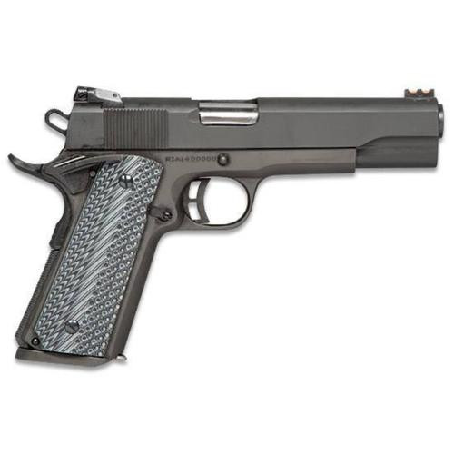"""Rock Island Armory M1911-A1 FS Tactical II 10mm 5"""" Barrel VZ Grips Parkerized, 8rd Mag"""